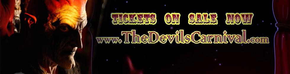 Devil's Carnival Banner