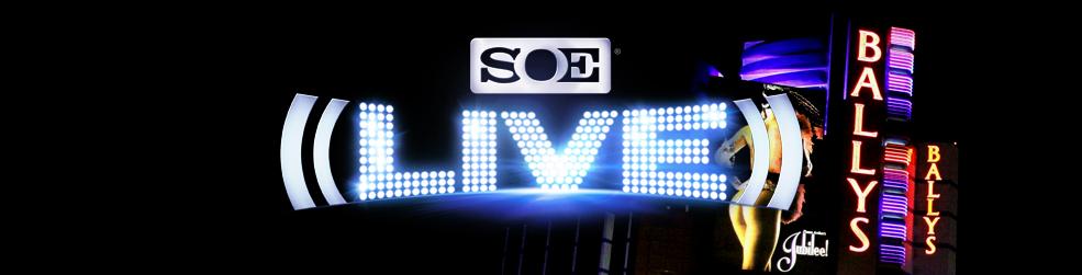 SOE Live Banner