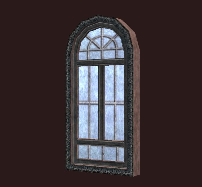 Single Pane Windows : Single pane wood window