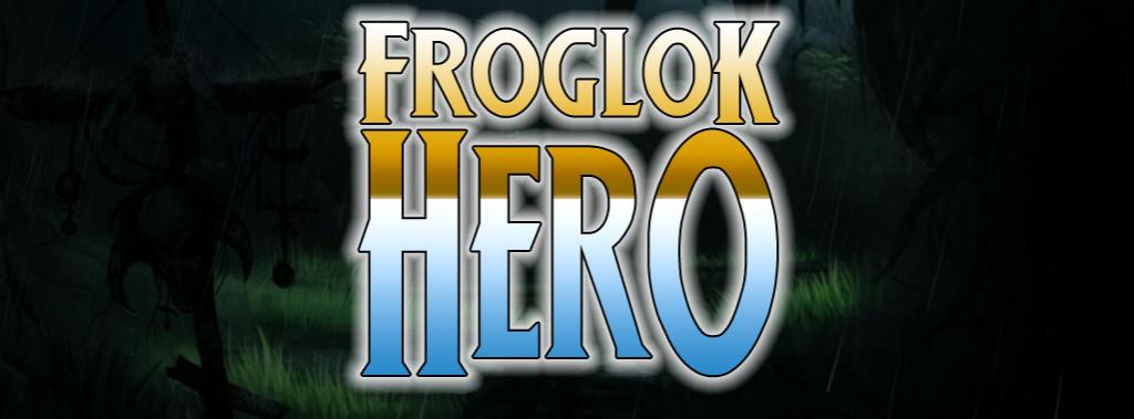 Froglok Banner